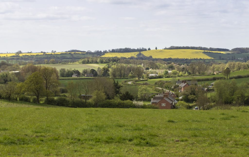 Places to live near Grantham