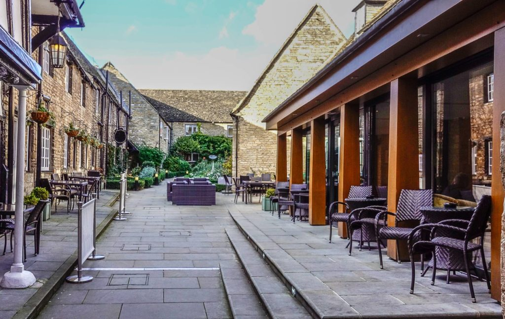 Downsizing to Oundle